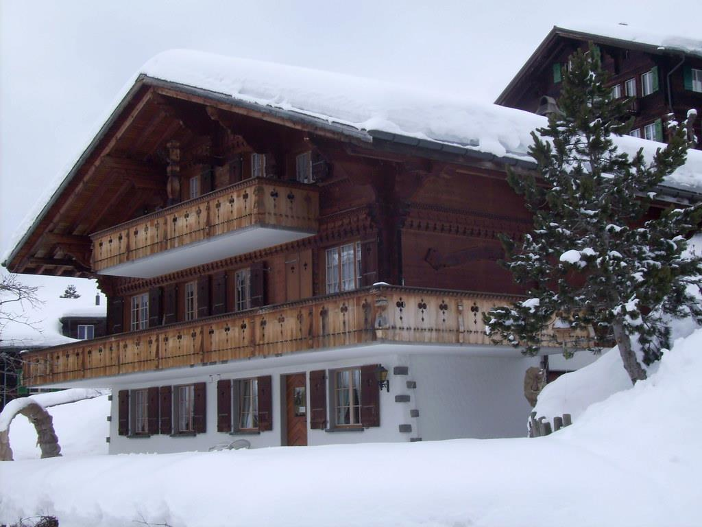 Holiday apartment Chessibach (Grindelwald) Apartment with 2 beds Obj. 2380