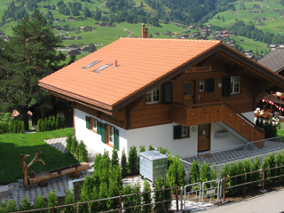 Holiday apartment Bim Bühlmättli (Grindelwald) Apartment with 4 beds Obj. 4042