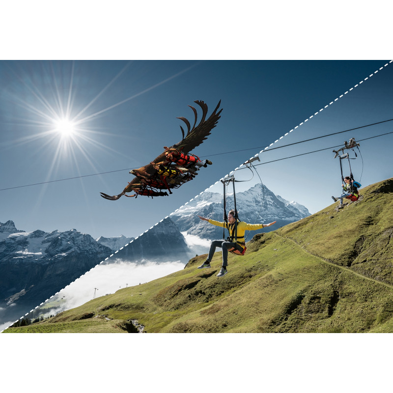 Gift Ticket First Flyer / First Glider - Grindelwald First, full price