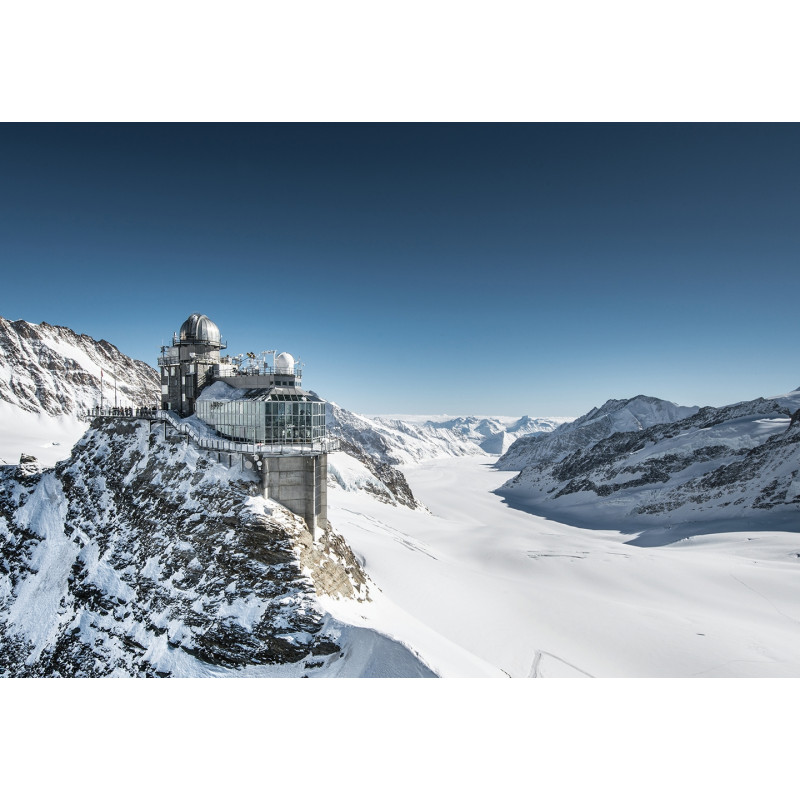 Gift Ticket Grindelwald - Jungfraujoch, with Half Fare Card