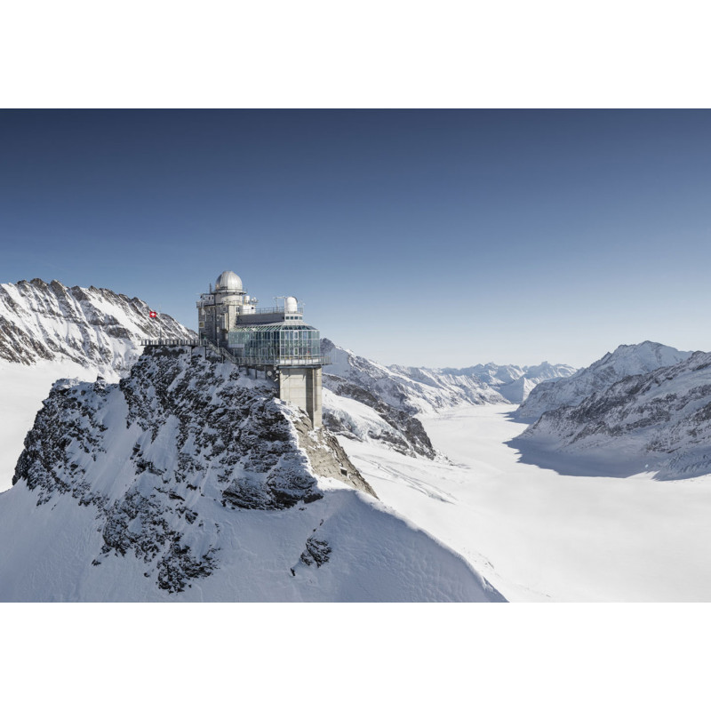 Poster Sphinx - Aletsch Glacier
