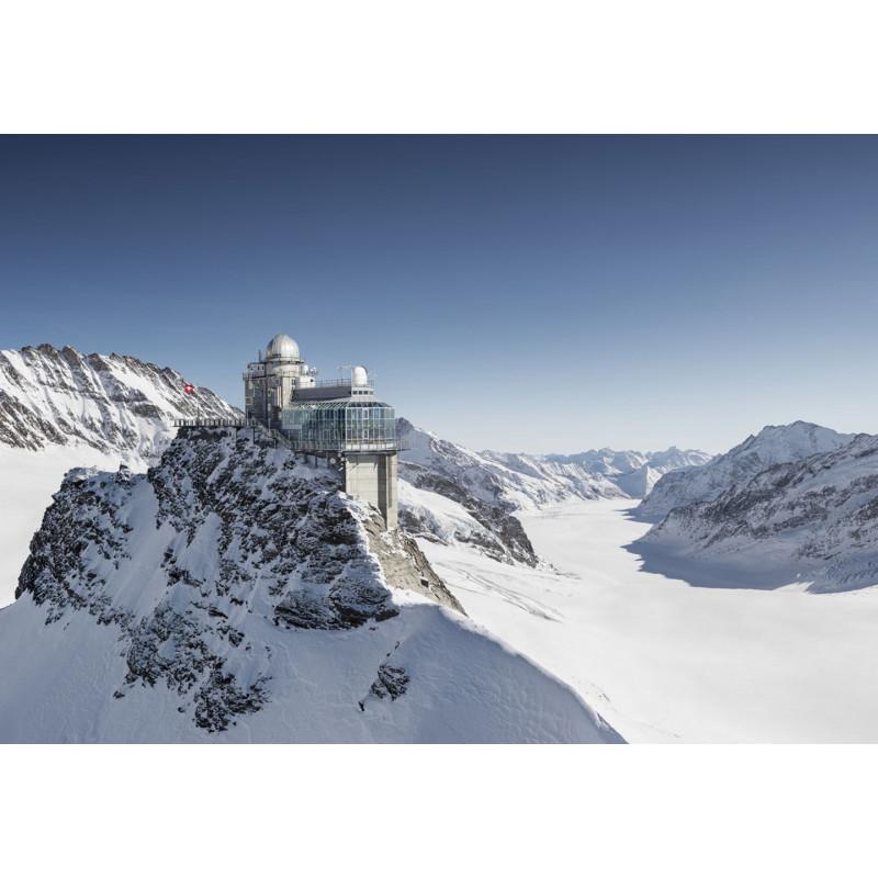Poster Sphinx - Aletschgletscher