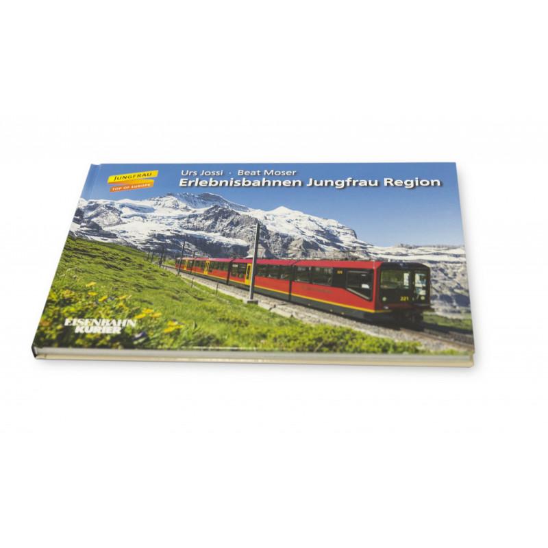 Livre - Expérience ferroviaire à la Jungfrau Region