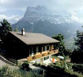 Holiday apartment Silberfirn (Grindelwald) Apartment with 4 beds Obj. 4235