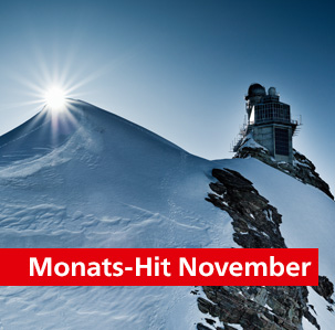 Tagesausflug Jungfraujoch