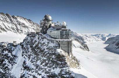 Jungfraujoch line
