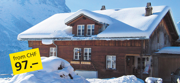 Jungfrau Region holiday apartments